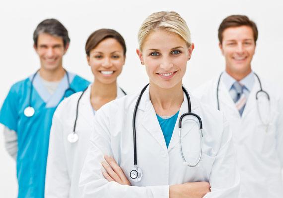peniscopia - equipe di medici