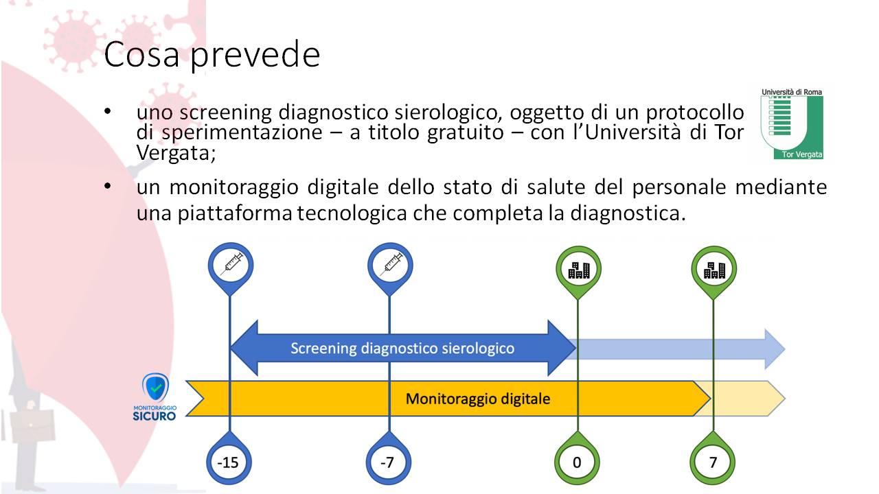 Progetto Ripartenza - Ricerca degli anticorpi IgM e IgG Covid 19 e rientro in azienda (3)